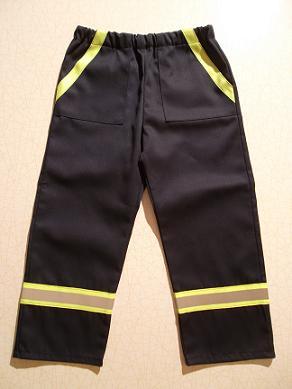 Dětské hasičské kalhoty