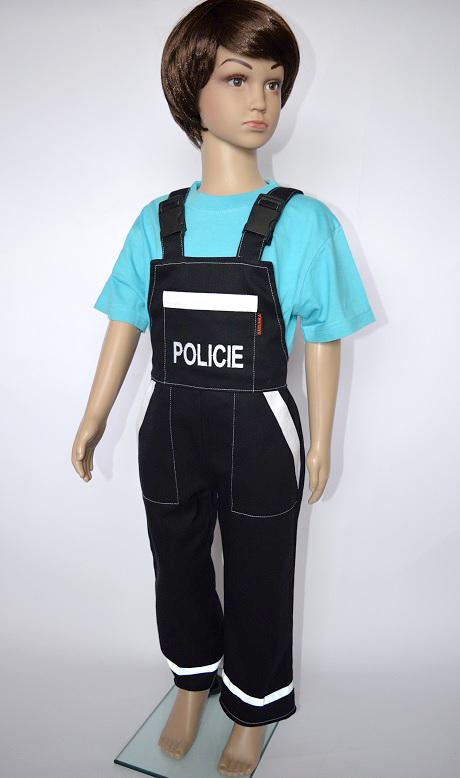 DĚTSKÉ POLICEJNÍ MONTÉRKY