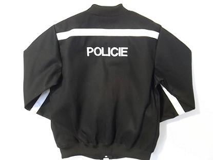 Dětská bunda - POLICIE