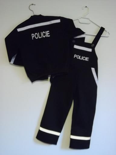 Dětská souprava - POLICIE